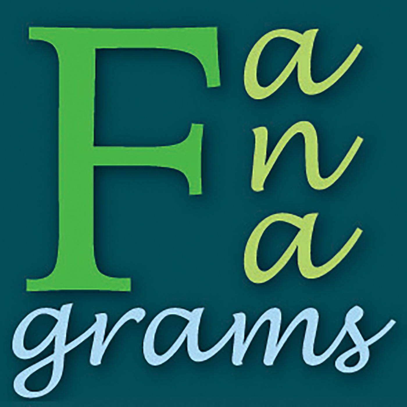 Fanagrams